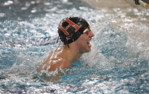 Boys swim team races out to strong start