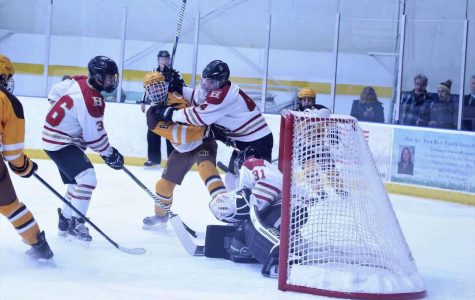 Raiders hockey brings the heat to the ice rink