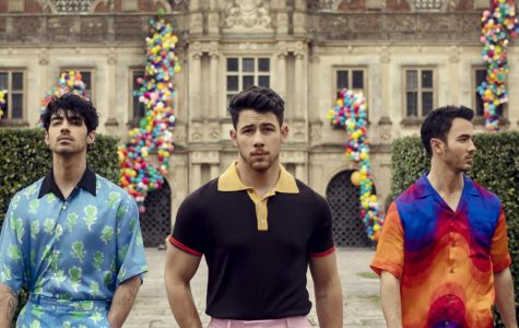 "Jonas Brothers make successful comeback with song ""Sucker"""