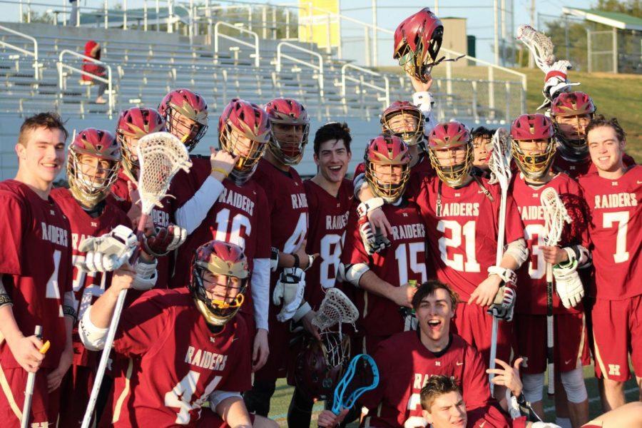Boys lacrosse starts new season in fine form