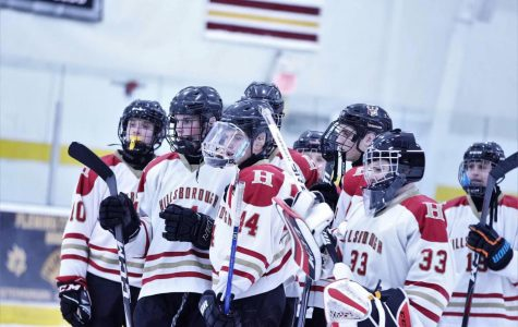 Ice hockey team rewrites history