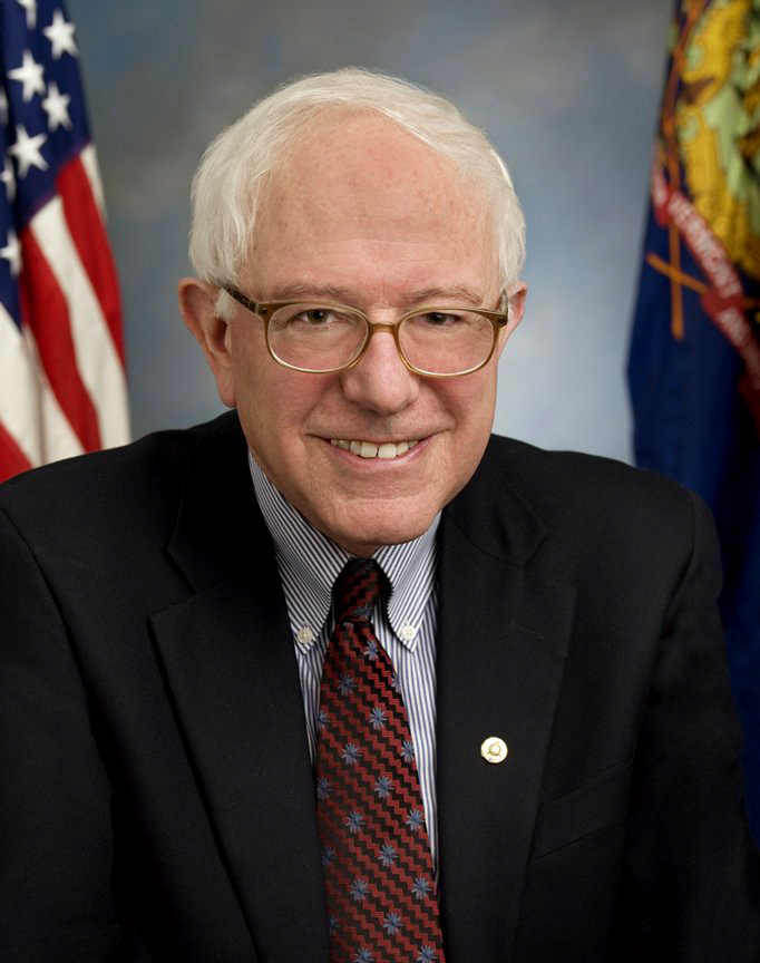 Bernie+Sanders+looks+to+run+for+president+again+after+his+loss+in+2016.