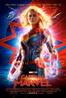 Captain Marvel breaks barriers in the Marvel franchise
