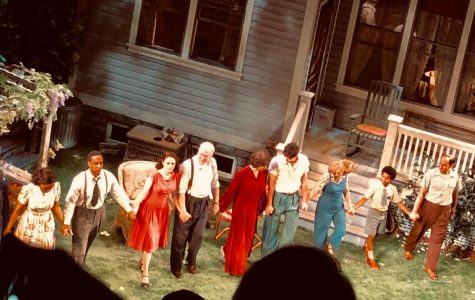"""Sophomores travel to Broadway to see Arthur Miller's """"All My Sons"""""""