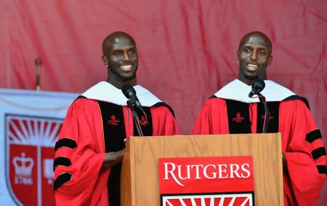 RU commencement address inspires class of 2019