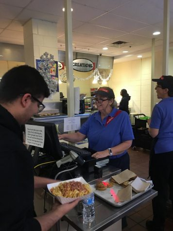 The unsung hero behind the HHS lunch register