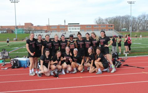 Raider girls lacrosse finished a great season