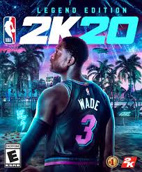 2K20 Legend cover featuring Dwyane Wade hit stories earlier this month.
