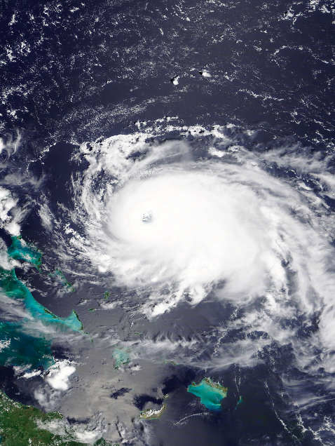 Hurricane Dorian Hits Hard in the Bahamas; People Looking to Help