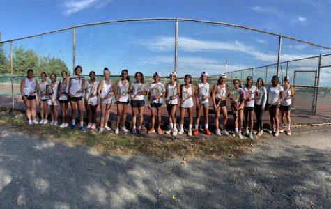 Tennis Team Reflects on a Season of Highs and Lows
