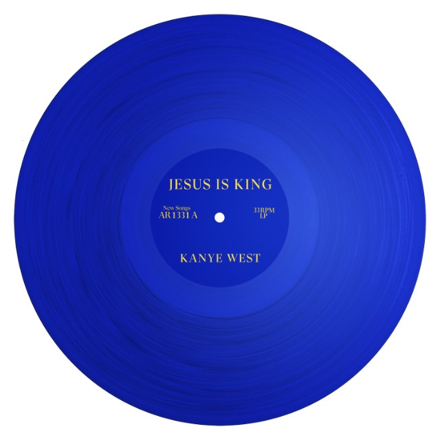 "Long Awaited ""Jesus is King""  Finally Drops"