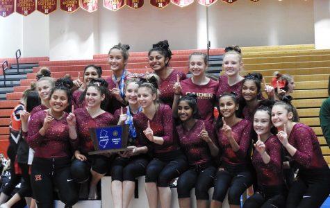 Hillsborough Gymnastics- NJSIAA Sectional Championship