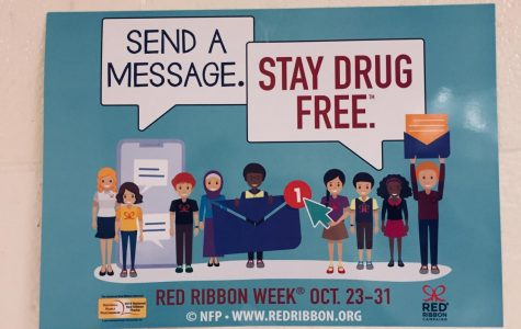 School District Continues Longtime Red Ribbon Week Traditions