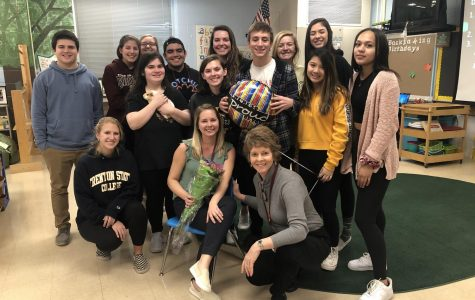 Jessica Hagood Named 2019-20 Teacher of the Year