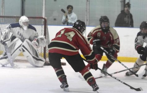 Hockey team stays hot on the ice