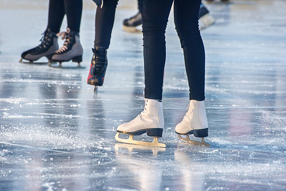 Ice skating outdoors offers a scenic and refreshing approach to the winter activity.