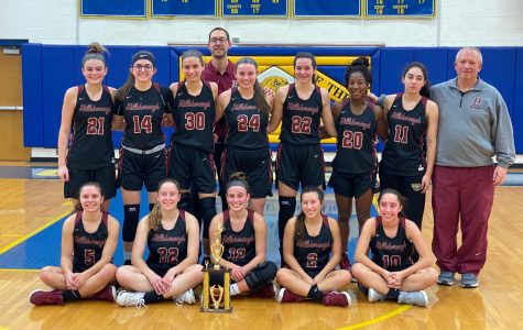 Girls Basketball Tops Competition at Holiday Tournament