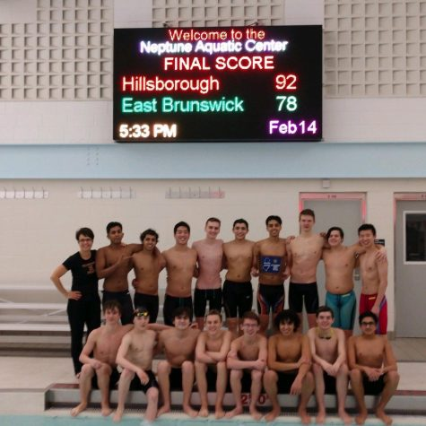 Boys Swim Their Way To Sectional Championship Title