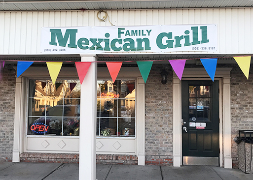 Mexican Family Grill is perfect if you are looking for an authentic experience