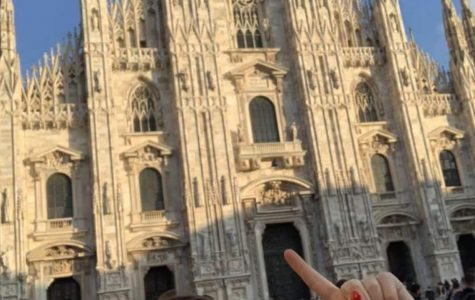 HHS Student in Italy Gives a Glimpse of Coronavirus in the Epicenter