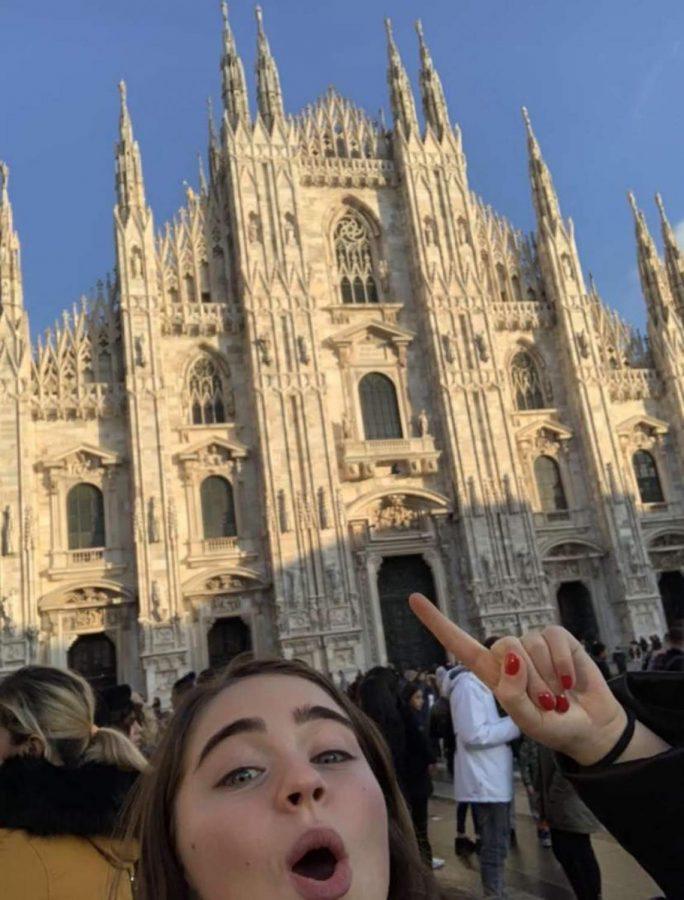 Junior+Gloria+Realbuto+taking+in+the+sites+in+Italy.