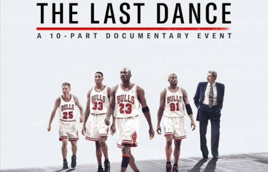 The poster for ESPN's