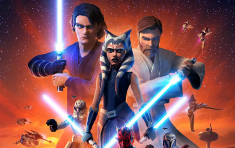 Poster for Season 7 of Star Wars the Clone Wars