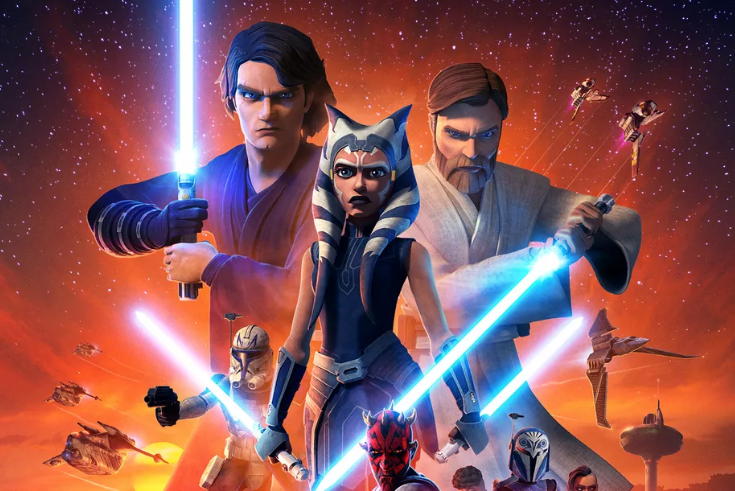 """Thoughts on the final season of """"Star Wars: The Clone Wars"""""""