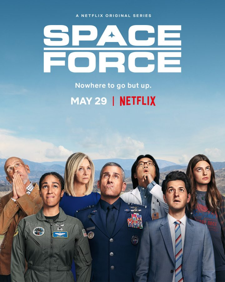 Steve+Carrell+and+%22Space+Force%22+leaves+viewers+unfulfilled.