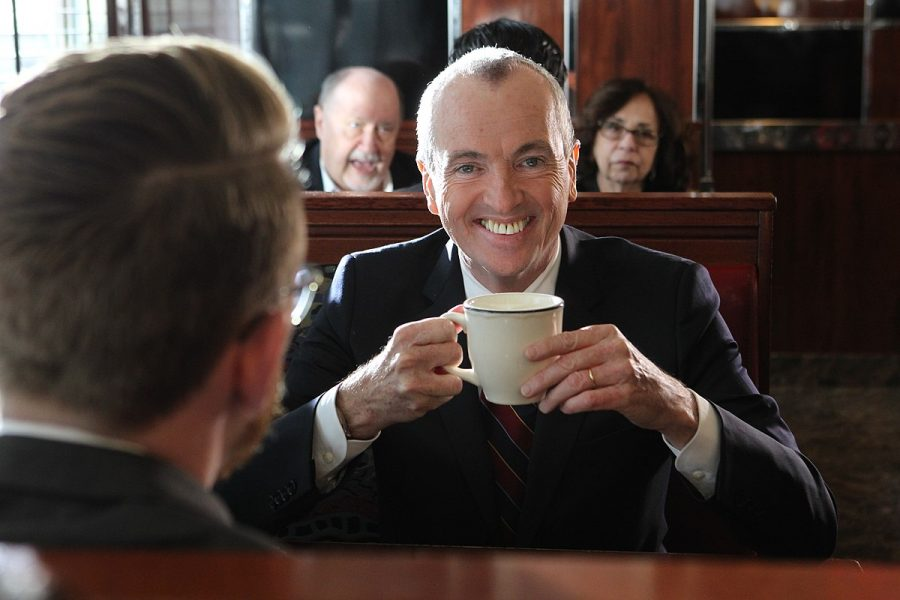 Governor Phil Murphy looks to get marijuana legalized in the Garden State.