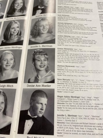 Senior quotes from the 2000 edition of Ramrod.
