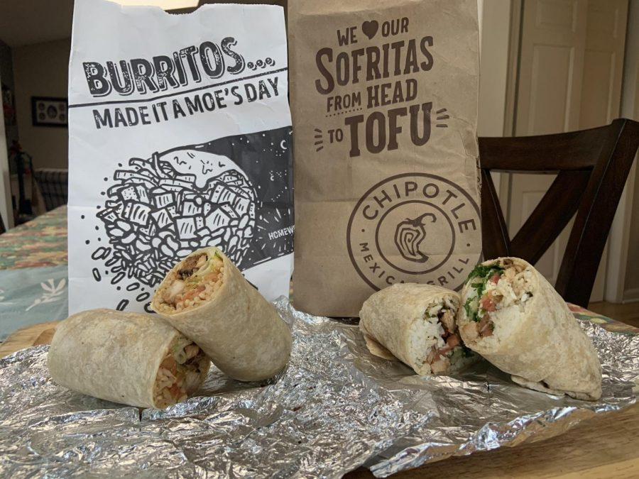 Moes v. Chipotle: which one is superior?
