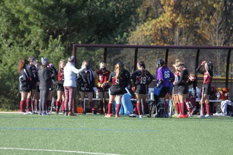 Girls Field Hockey Enters State Rounds