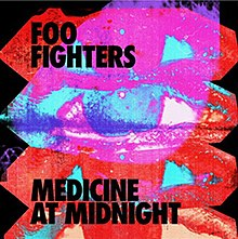 Cover for Foo Fighters upcoming album