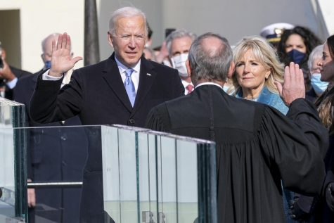 President Biden officially became the 46th President of the United States on Wednesday, Jan. 20, 2021.