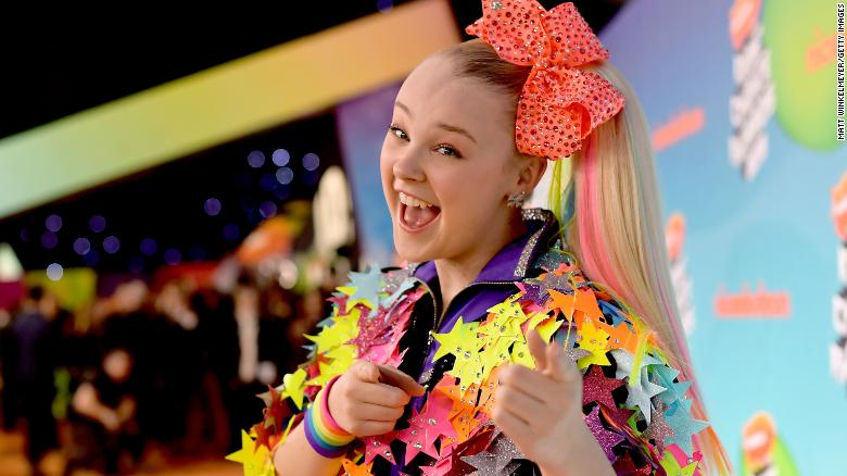 Jojo Siwa has come out as as part of the LGBTQ+ community and her fans are proud of her.