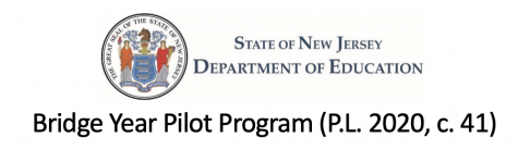 The NJ Department of Education announced the Bridge Program late last year.