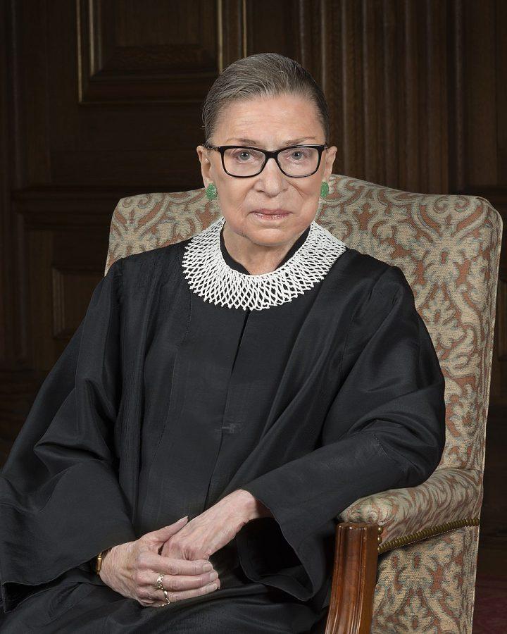 Justice Ruth Bader Ginsburg in 2016.