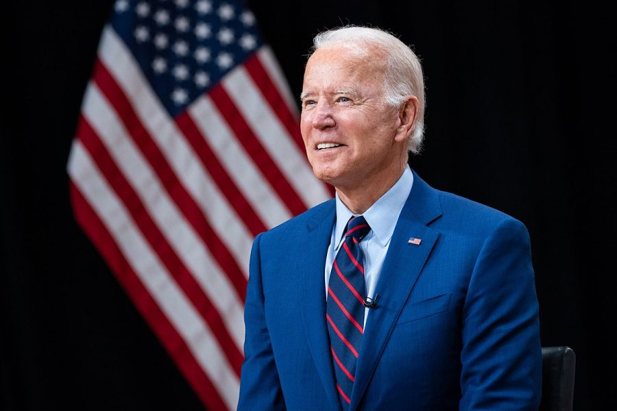 President+Joe+Biden+addressed+the+nation+on+the+one-year+anniversary+of+COVID-19+hitting+the+United+States.