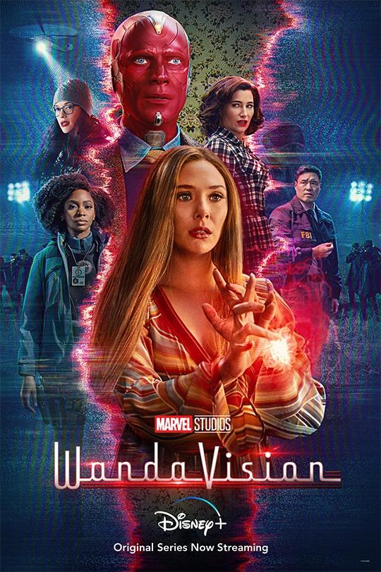 WandaVision premiered Jan. 15, 2021 on Disney+.