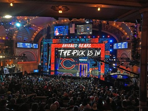 The NFL Draft kicks off on April 29th.