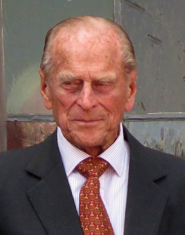 On Friday, April 9, 2021, Prince Philip, the Duke of Edinburgh, died at age 99.