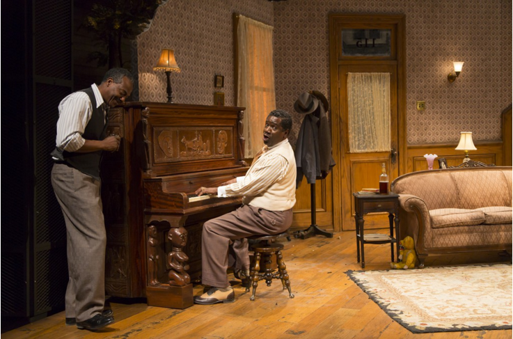an analysis of the piano lesson by august wilson In this online interactive literature learning exercise, students respond to 8 short answer and essay questions about august wilson's the piano lesson students may check some of their answers online.