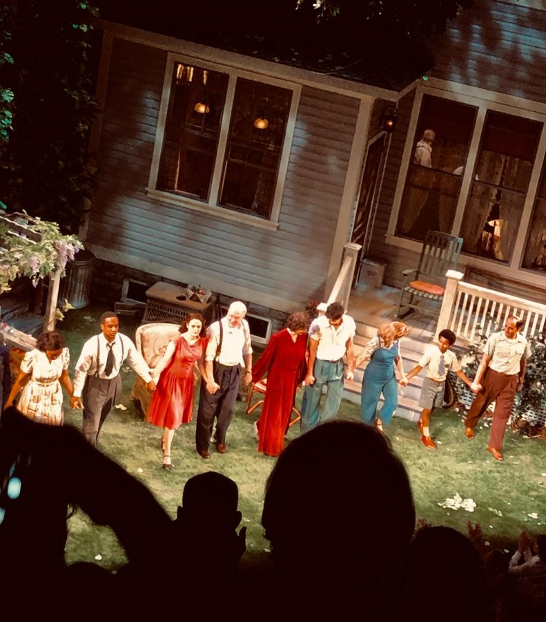 """Sophomores travel to Broadway to see Arthur Miller's """"All My"""