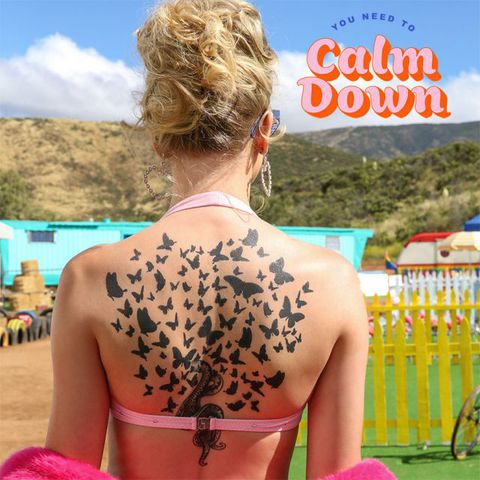 """Taylor Swift gets political in new single """"You Need to Calm Down"""